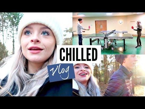I'M BACK!! Super chill Centre Parcs vlog ✨ | sophdoesvlogs