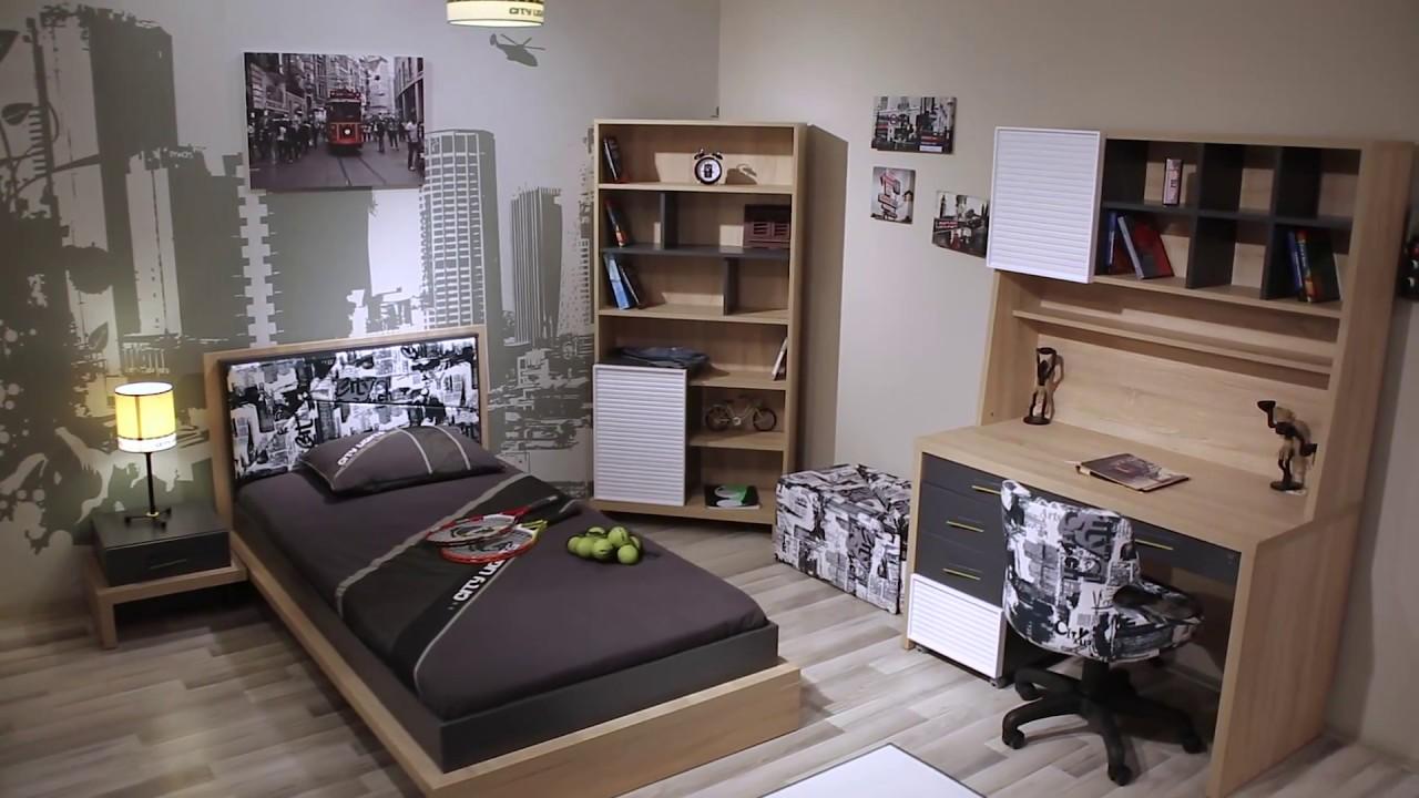 City Young Room Kupa Genc Odasi