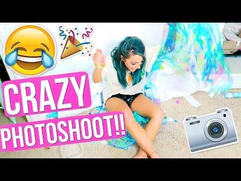 CRAZY PHOTOSHOOTS W/ NIKI, GABI, + JESSIE!!!