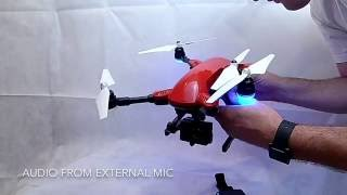 SimToo / Muzeli / DragonFly Drone Review
