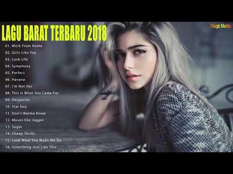LAGU BARAT terbaru 2018 Terpopuler di Indonesia - Top hits Acoustic Terpopuler