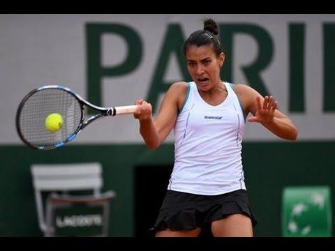 Verónica Cepede (PAR) vs. Kirsten Flipkens (BEL) - Cuartos de final del Abierto de Mallorca 2016