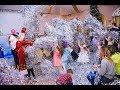 Бумажное Диско Шоу вечеринка на детский день рождение! Винница