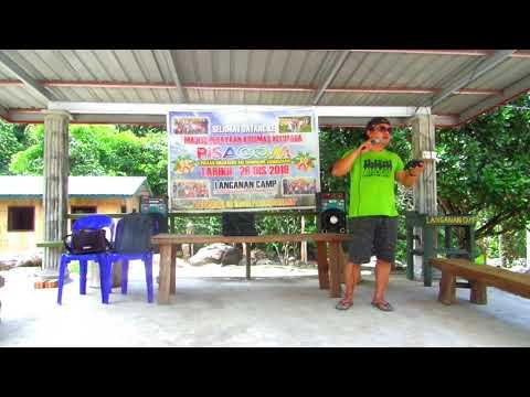 Bob Alex Gabin - Orou Maayoh (Cover) Langanan Camp Kg Poring Ranau