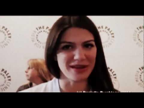 Genevieve Padalecki  You're perfect