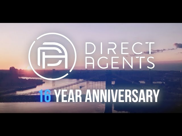 Direct Agents Celebrates 16 Years in Business!