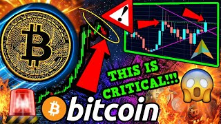 BITCOIN WARNING!!!! Why The NEXT 24 HRS Are The MOST SIGNIFICANT in BTC HISTORY