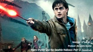 "8. ""Panic Inside Hogwarts"" - Harry Potter and the Deathly Hallows: Part 2 (soundtrack)"