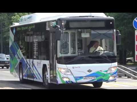 Тест автобуса Lotos 105. Метановый прорыв. Наш ответ Илону Маску