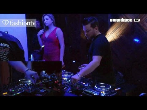 DJ Tocadisco - Exclusive Interview | Fashion DJs: FashionTV featuring Brandnite TV