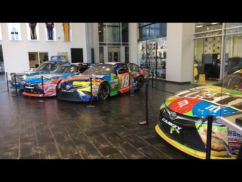 Kyle Busch Motorsports >> Live From Kyle Busch Motorsports
