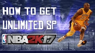 NBA 2K17 - HOW TO GET UNLIMITED SKILL POINTS IN NBA 2K17 (OFFLINE ONLY)