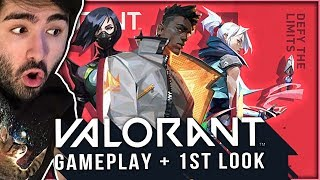 VALORANT Gameplay! Riot's New FPS Game!