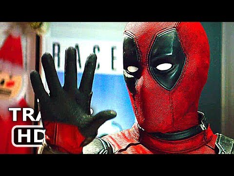 ONCE UPON A DEADPOOL Trailer # 2 (NEW 2018) Christmas Superhero Movie HD