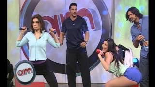 Repeat youtube video Tito y sus clases con Andrea Rincón: hombros - AM