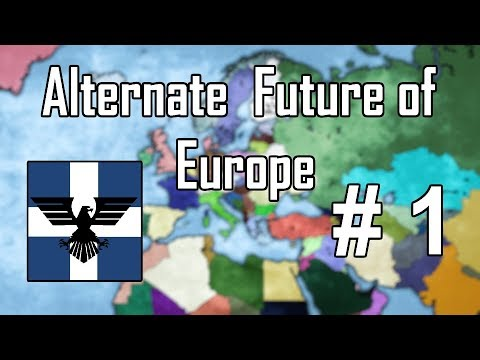 Alternate Future of Europe episode 1 - Flashpoint the Middle East