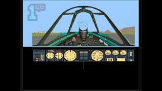 1GO Short Play - Air Warrior (Amiga)