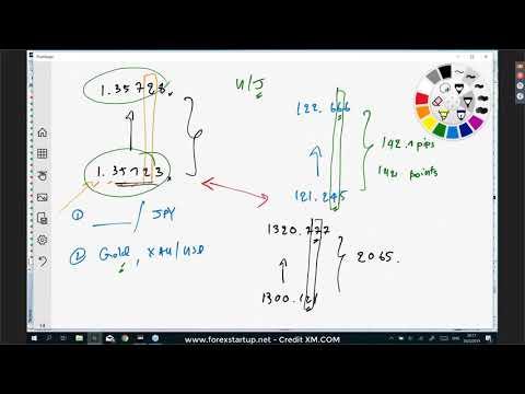สอนเทรด Forex ออนไลน์ - คำนิยามที่สำคัญและการคำนวณค่าต่างๆ ในตลาด Forex – part 1   20/02/2562