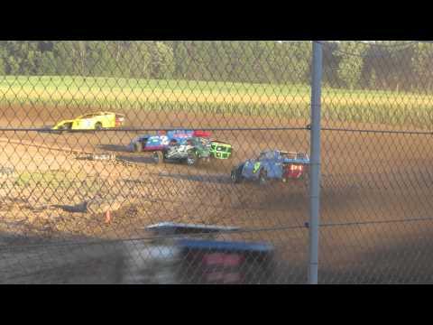 UMP Modifieds (08-03-2013) I 96 Speedway - Lake Odessa, MI