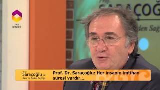PROF.DR.SARAÇOĞLU KADERİ YORUMLUYOR