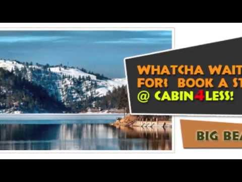big cabins rentals of less lake reviews for pine bear ca cal photo biz united chalets vacation and