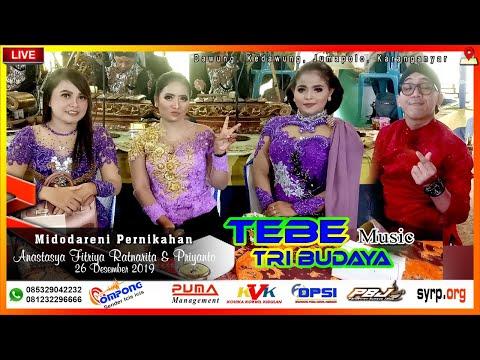 live TEBE TRI BUDAYA Music, Pernikahan Anastasya Fitria Ratnarita & Priyanto, PUMA MANAGEMENT