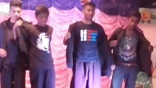 A Dance group by  Indian stunterz  from kranthi high school