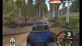 Colin Mcrae rally 2005 - prezentacja gry