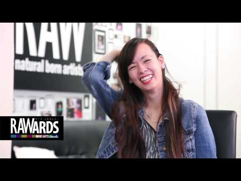 2013 RAW:Visual Artist of the Year - Jennifer Hansen