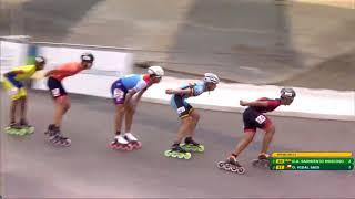 JUNIOR Men 10.000M POINTS - Final - ROAD - Speed Skating | World Championships 2018 - Heerde