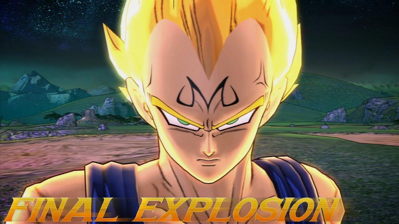 Dragon Ball Z Battle Of Z Majin Vegeta's Ultimate Final ...