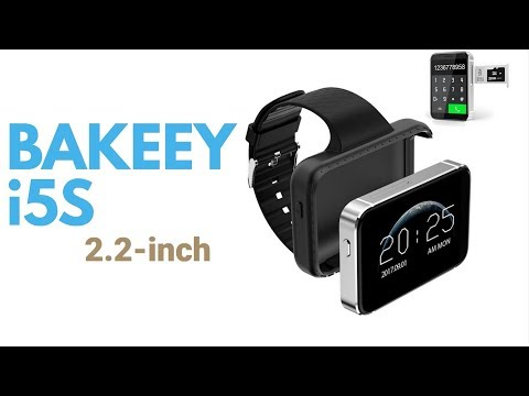 Bakeey i5S / 2.2-inch / Smart Mobile Watch Camera