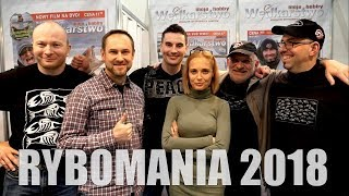 Rybomania Poznań 2018 - Red Pike Fishing Adventures | Vlog #45