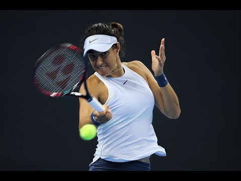 2017 China Open Semifinals | Caroline Garcia vs Petra Kvitova | WTA Highlights