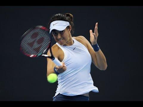 2017 China Open Semifinals | Caroline Garcia vs Petra Kvitova | WTA Highlights