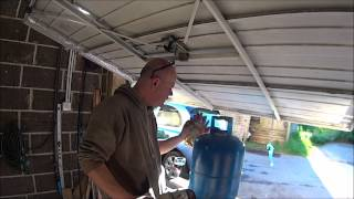 The Shedmonster Wood Burning Stove Garage Heater Project Part 1