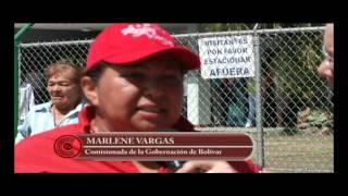 Simulacro Electoral Escuela Basica Virgen Niña, municipio Caroní, estado Bolivar