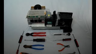 3-LCD Projection Tv Digital Assembly Teardown/scraping