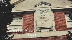 School of Music and Dance | University of Oregon