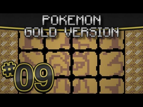 Pokemon Gold | Part 9: Ruins Of Alph!
