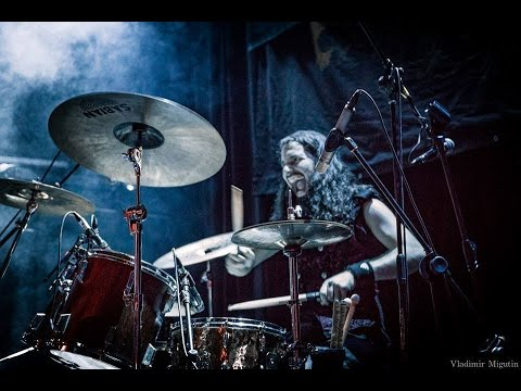 Assaf Markowitz drum solo live!
