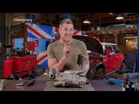 Comment fonctionne le compresseur de la Mini Cooper 40 ?