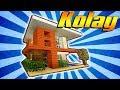 Minecraft: Ev Yapımı #1