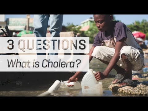 What is Cholera?