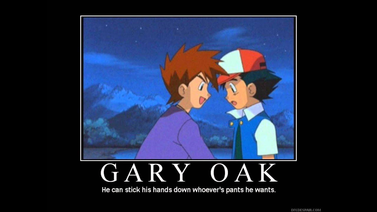 gary oak pokemon wwwimgkidcom the image kid has it