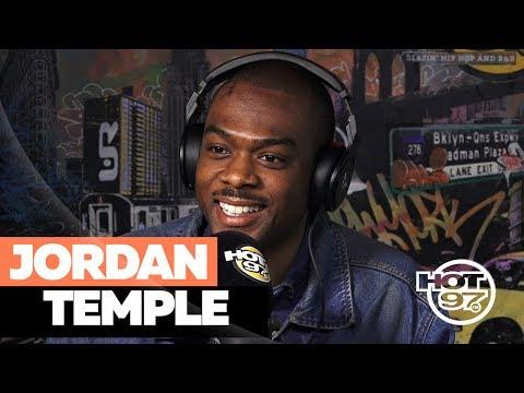Comedian Jordan Temple Talks Hip Hop & 'Hidden Fences'