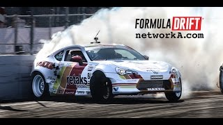 Full Top 32 Round: Formula Drift Long Beach
