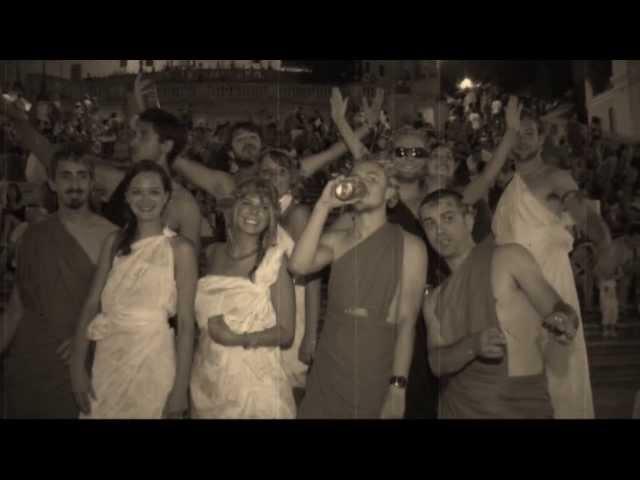MEGA TOGA BOAT PARTY - Rome, Ferragosto 2013