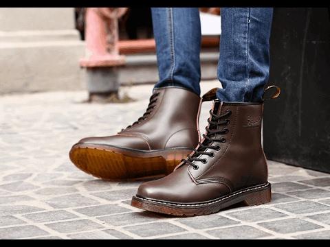 9a5270de Ботинки Доктор Мартинс Фото