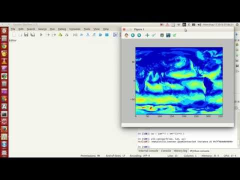 Scientific Programming Using Python : 023 : 2D Streamline and 2D Quiver  Plots